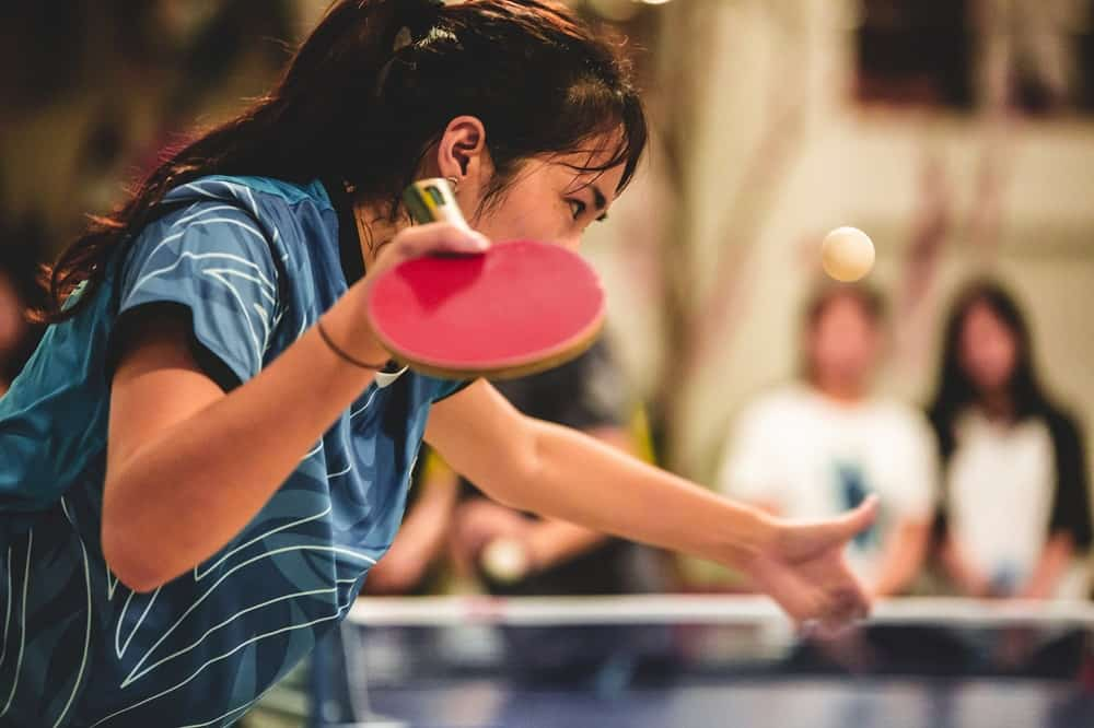 benefits of table tennis