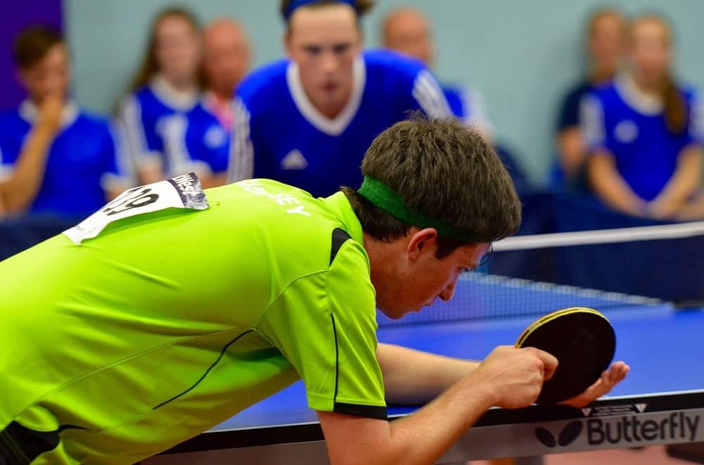 Is Table Tennis Aerobic or Anaerobic