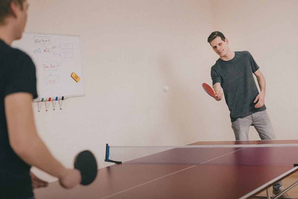 is table tennis a lifetime sport