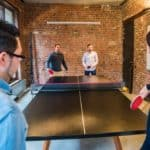 will table tennis help lose weight